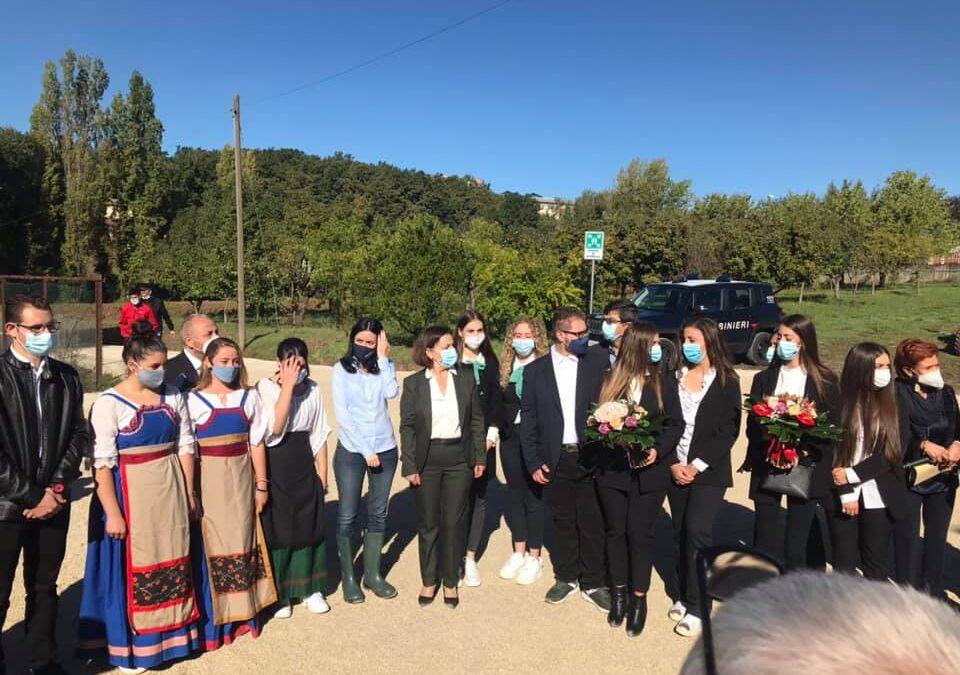 8 ottobre: il nostro istituto accoglie la Ministra Azzolina